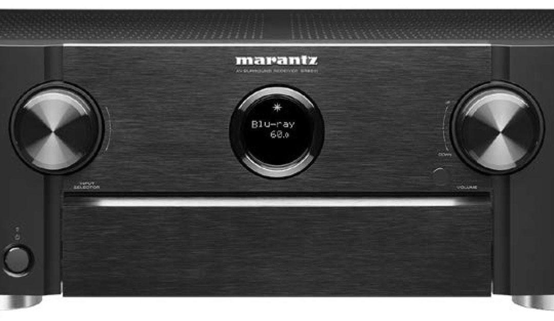 New Marantz SR6011